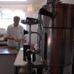 Im Cafè Hof Rodenbeckenschnieder gibt es leckeren Kaffee.