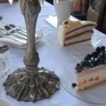 Im Cafè Hof Rodenbeckenschnieder gibt es leckeren Kuchen.